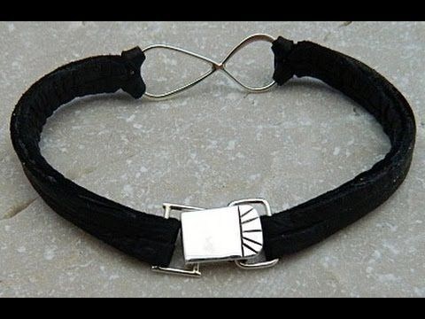 Make Bracelets with Leather Cord