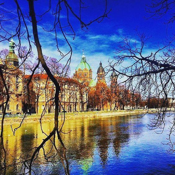 Munich / München Germany     Ready for easter?   UMUNICH  follow me  Feature: Tag #Munich_Germany & follow  ---------------------------------------- Photo taken by @vicky_de_la_cruz ---------------------------------------   #munich #münchen #Bayern #Germany #Bavaria #german #fcbayern #instagermany #instamunich #instamünchen  #germanblogger #deutschland #Germanywonderland #picoftheday #instadaily #fcb #followme  #bestoftheday #clouds #2016 #now #view #amazing #summer #photooftheday #isar…