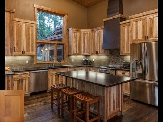 Hickory Cabinets Hickory Kitchen Cabinets Hickory Cabinets Hickory Kitchen
