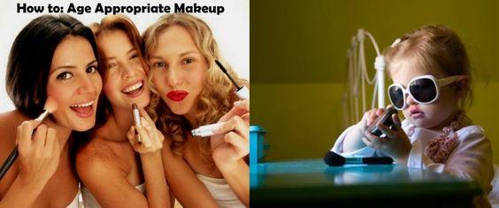 Δείτε ποιο είναι το σωστό μακιγιάζ ανάλογα με την ηλικία σας!