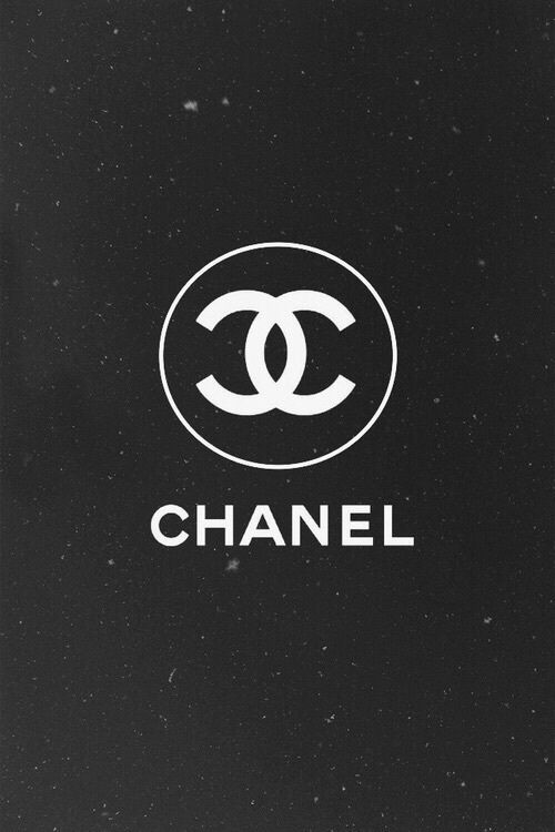 Coco Space Logo Chanel Background Wallpaper Https Weheartit