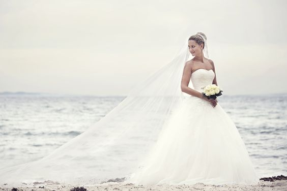 My pronovias wedding dress <3