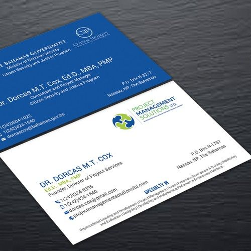 Creative New Business Card For Consultancy Company Business Card Contest Design Business Card Company Business Cards Custom Business Cards Business Card Design