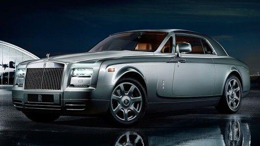 I'd like one please :-)  The Rolls-Royce Phantom Coupe Aviator
