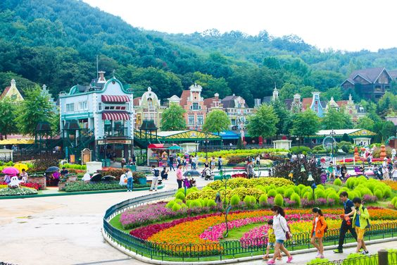 Everland Theme Park, South Korea | An Outfit Journal