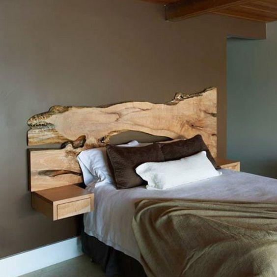Déco: des têtes de lit originales à faire soi-même - Elle Québec