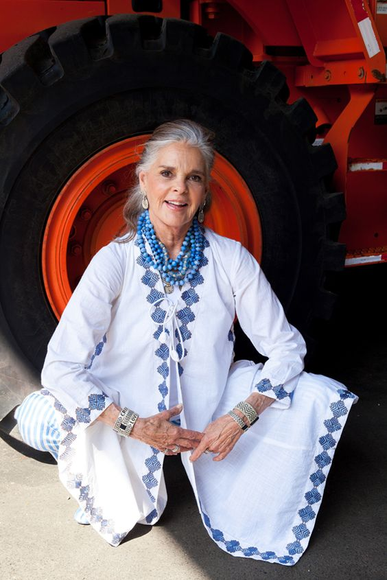 Ali MacGraw -- legendary model, actress and animal rights activist -- discusses her collaboration with Ibu.