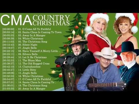 Classic Country Christmas Songs Ever   Best Christmas Songs 2019