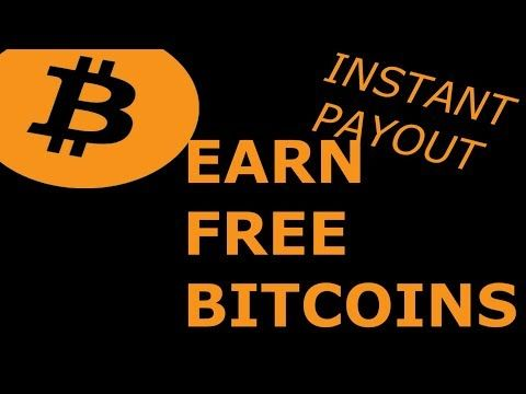 free bitcoins fast payout
