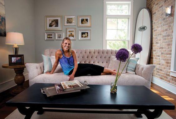 Marnie Oursler Coastal Style Formal Lounge Pinterest