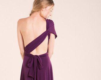 Black Friday cuenta atrás !! grandes ofertas sólo para ti ;) vestido maxi vestido largo vestido de fiesta de la dama de honor año nuevo by Mimetik