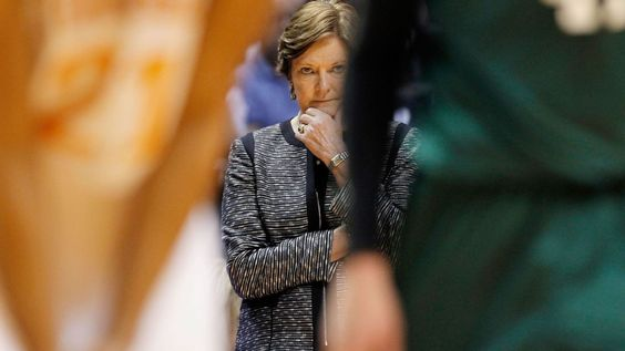 Pat Summitt influenced everyone around her