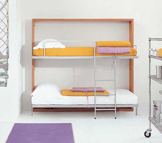 flexible loft bed design