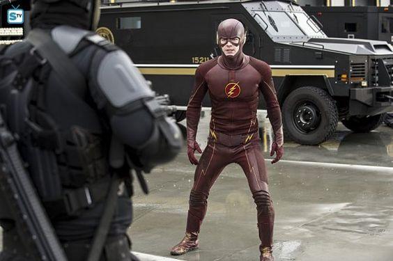 "The Flash - Barry Allen #1x21 #Season1 ""Grodd Lives"" Promotional Photos"