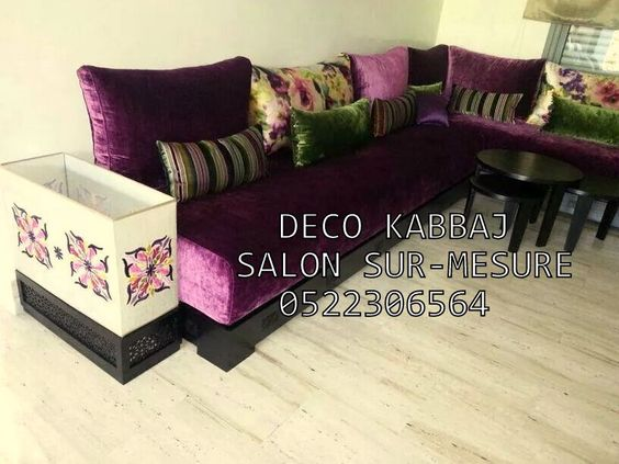 Deco kabbaj moroccan living room pinterest deco for Deco salon oriental