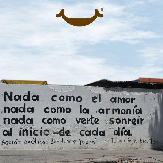 Gracias por hacernos sonreír decorando la ciudad con un poco de literatura! #Tehuacán #Rocketto #sonrisarocketto