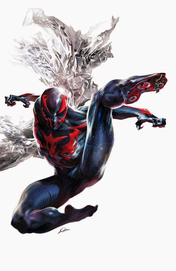 COMICRÍTICO: Spiderman 2099 vol. 2