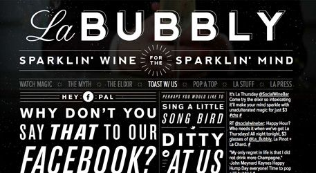 la bubbly site