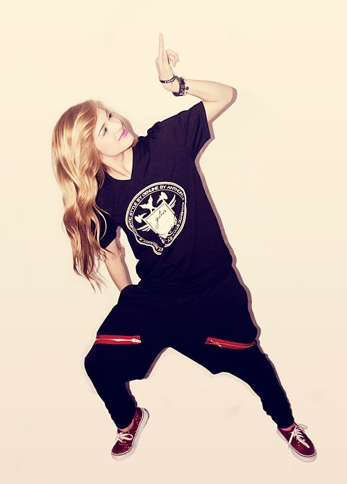 Chachi Gonzalez, I will learn to dance as good as you, sometime. :3