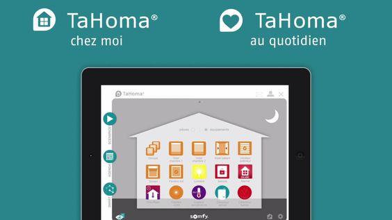 Somfy : toutes les nouveautés TaHoma 2.0