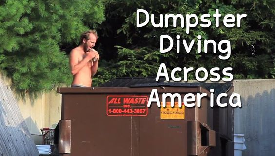 Dumpster Diving Proves America Doesn't Have A Food Shortage Issue, But A Distribution Issue
