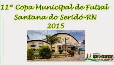 Portal Esporte São José do Sabugi: Jogos da 2ª rodada da 11ª Copa Municipal de Futsal...