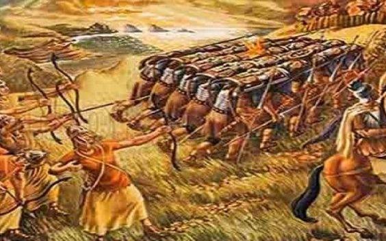 L'eroismo degli antichi soldati romani