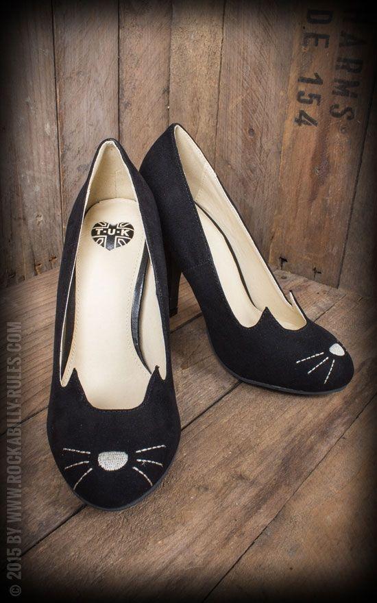 TUK Bombshell Heel Sophistakitty | Rockabella Style