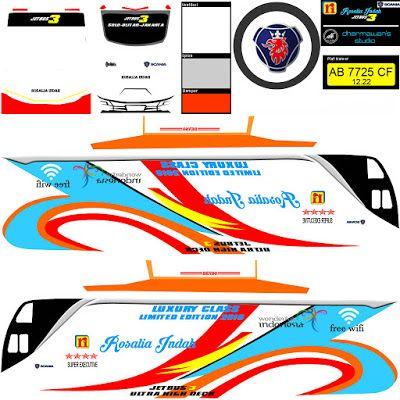 101 Livery Bussid Bus Simulator Indonesia Hd Shd Koleksi Lengkap Terbaru Raina Id Mobil Futuristik Konsep Mobil Mobil Polisi