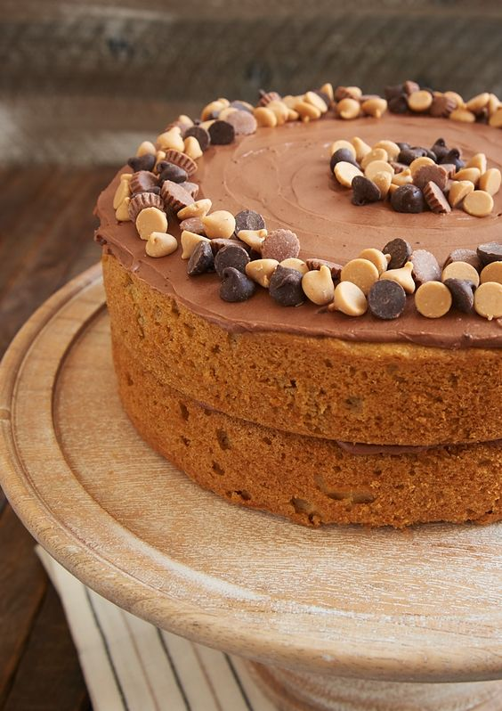 sweet butter cakes cakes peanuts frostings chocolate frosting peanut ...