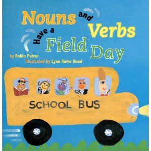 Read-A-Loud Book for Nouns and Verbs