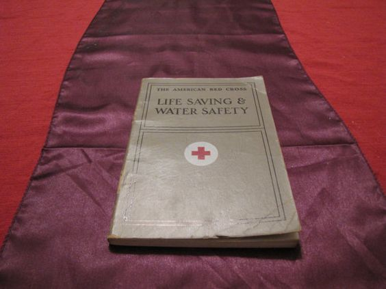 American Red Cross - Life Saving \ Water Safety Manual - Published - safety manual