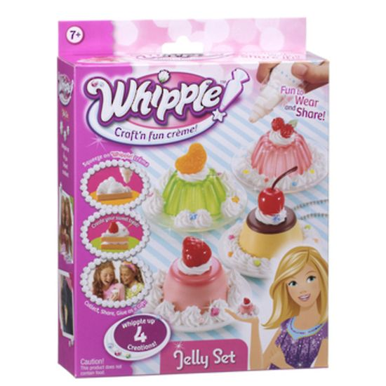 I want the jelly set o.o