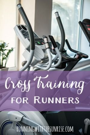 Cross training for runners: What is cross training and why should runners do it? Read all about the benefits of cross training in this post!