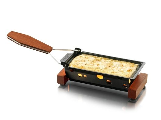 just was at my friend robs and we were using one of these. It was awesome!(646) Cheese Partyclette from Dorie Greenspan on OpenSky