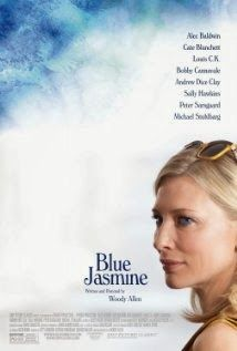 Do you know those wealthy women who just live in denial about everything? They act like everything is wonderful in their lives, even though the signs of trouble are glaringly obvious to everyone else. These women just sip their martinis and stroke their pearls while their husbands bang the secretaries and steal money from people. Do you know this woman? No, then watch Blue Jasmine for an insider look into these women.  #MovieReview #BestActress #Oscars2014