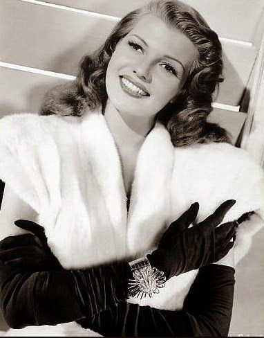 Beautiful Rita Hayworth