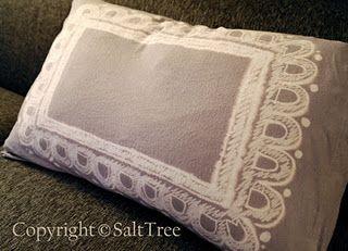bleach pen pillowcase