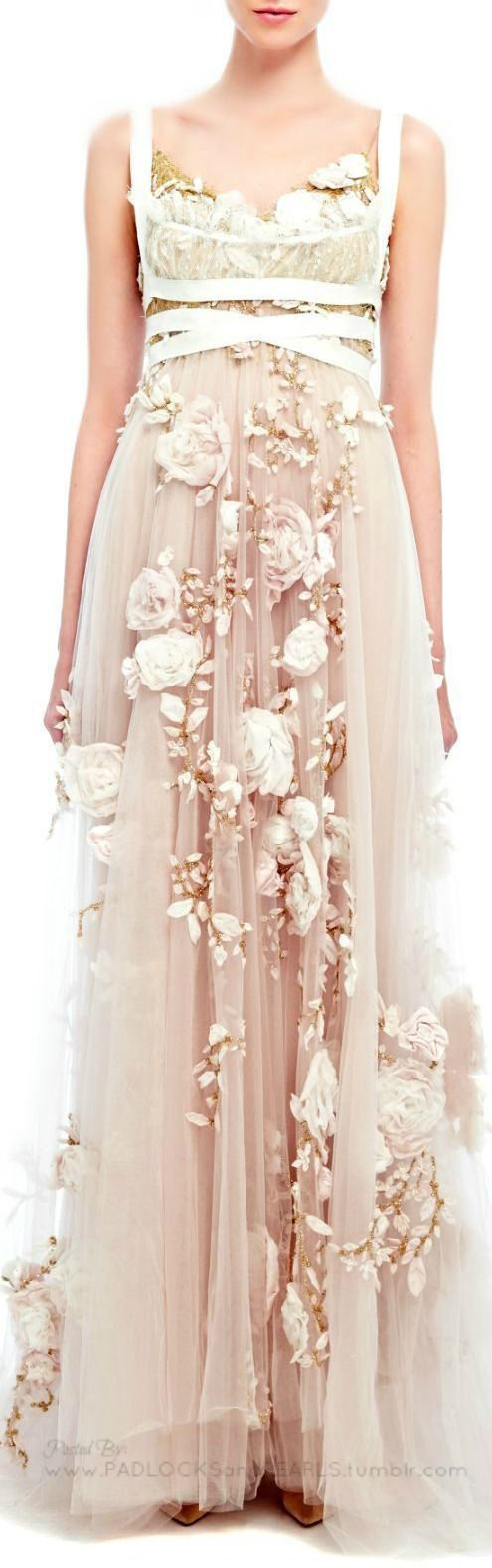 Marchesa - Spring/Summer 2014