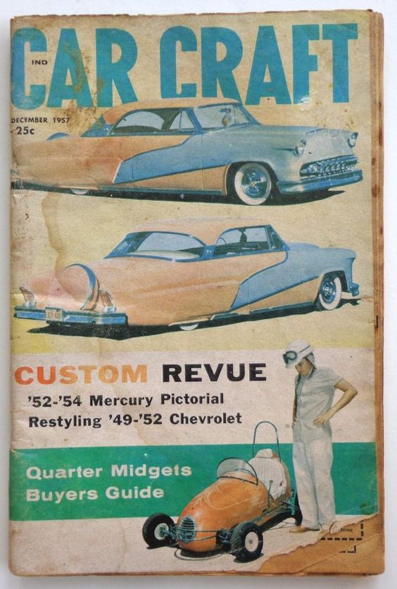 Pinterest the world s catalog of ideas for Car craft magazine back issues
