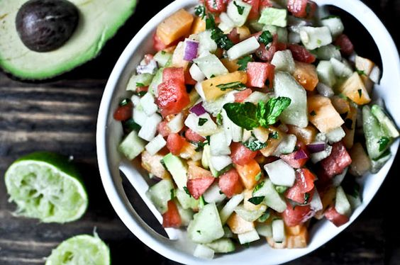 12 Fruit Salsa Recipes