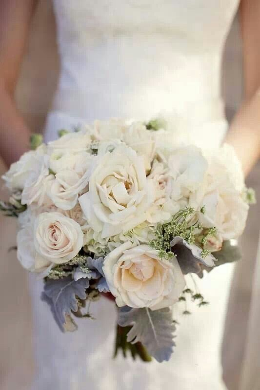Beautiful neutral fall bouquet:)