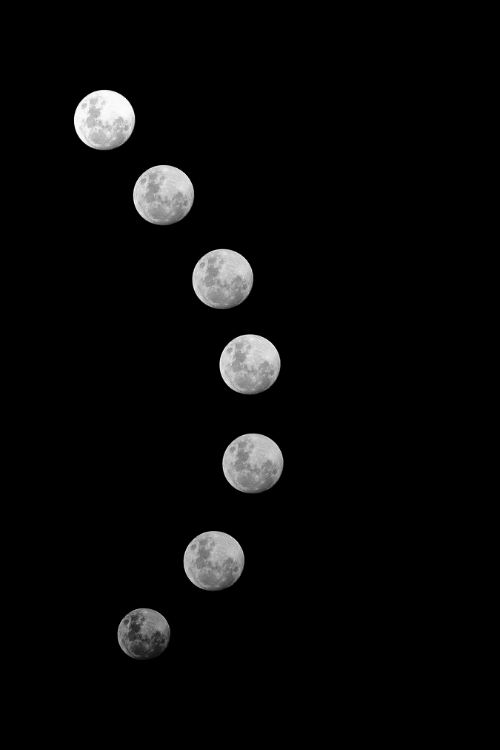Almost full moon.  atmosphere  Pinterest  Full moon phases, iPhone wallpapers and The moon