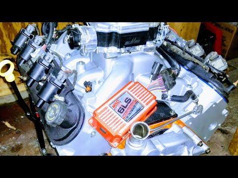 How To Msd 6010 6012 6014 Ignition Controller Ls1 4 8 5 3 6 0 Lq4 Youtube Ls Engine Engineering Rat Rod