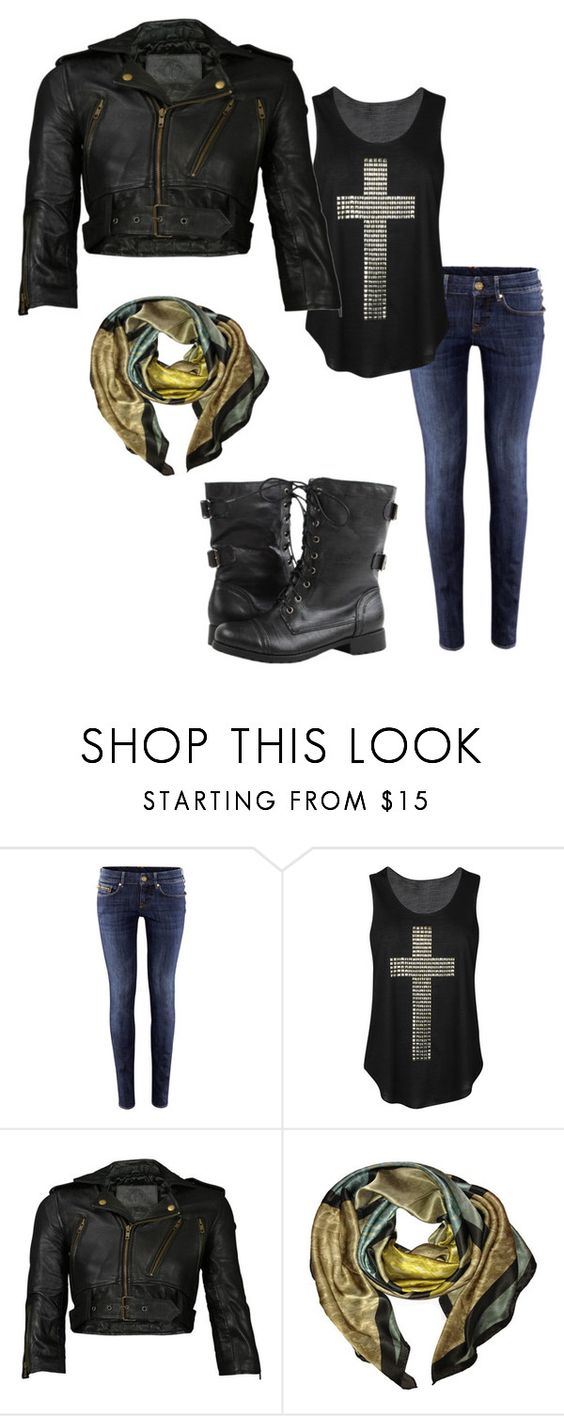 """My Style"" by spazy57 ❤ liked on Polyvore featuring H&M and Alva-Norge"