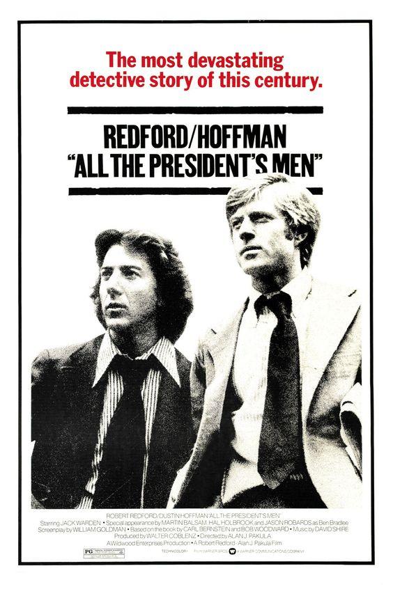 All the President's Men. 1976