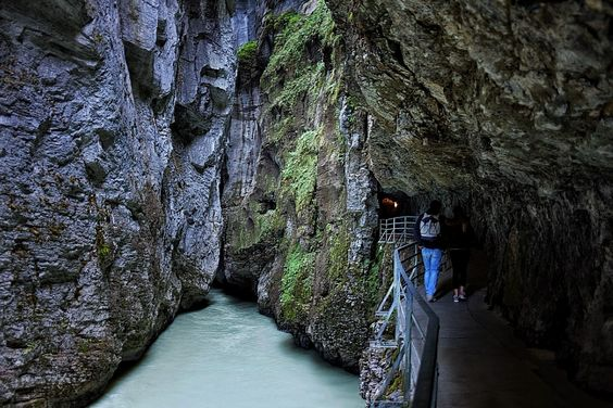 Berner Oberland (Switzerland) - Aareschlucht Meiringen - photography - travel Ⓒ PASTELPIX