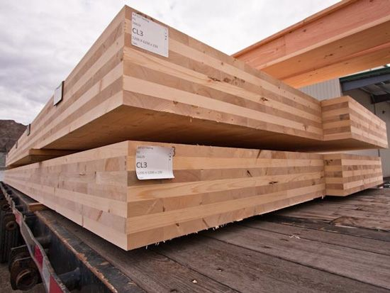 Cross Laminated Timber Clt Building Systems Emerging