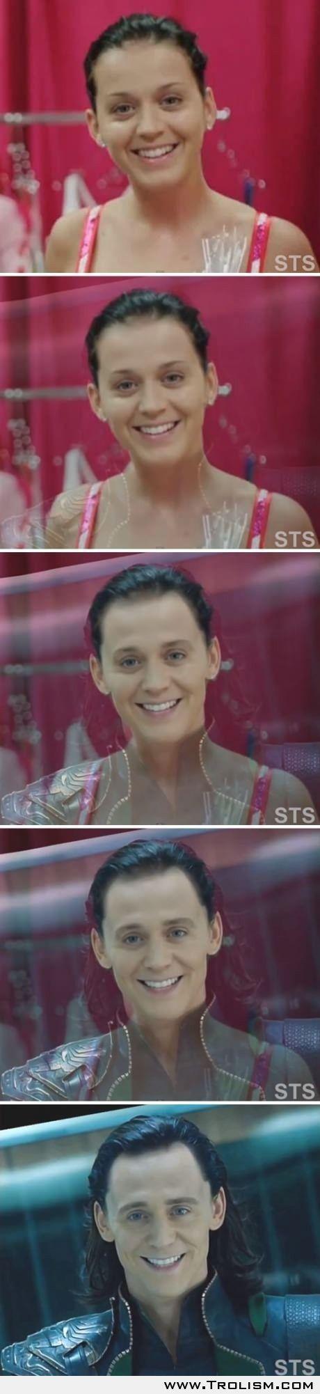 Katy Perry/ Loki