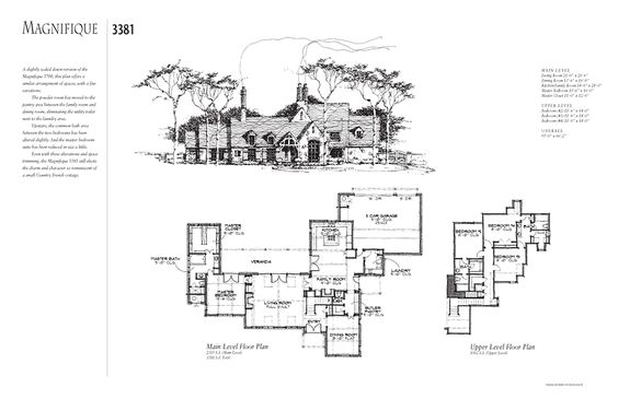 French classic jack o 39 connell and home floor plans on for Best floor plan ever